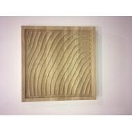 Dřevěný obraz Cesty životem 44 x 44 cm
