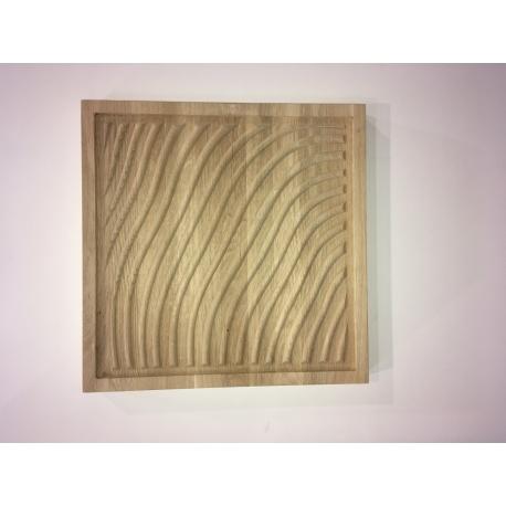 Dřevěný obraz Cesty životem 40 x 40 cm