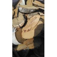 Krbové dřevo březové odřezky