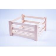 Dřevěná bedýnka A
